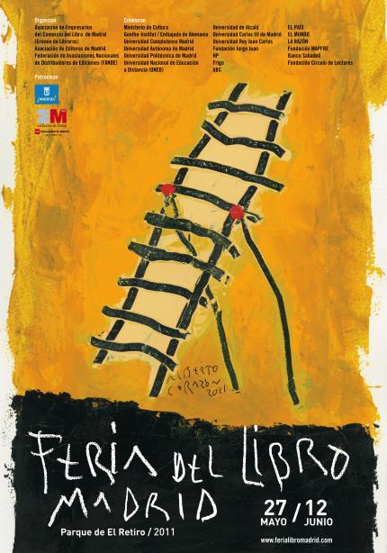 feria del libro 2011 cartel