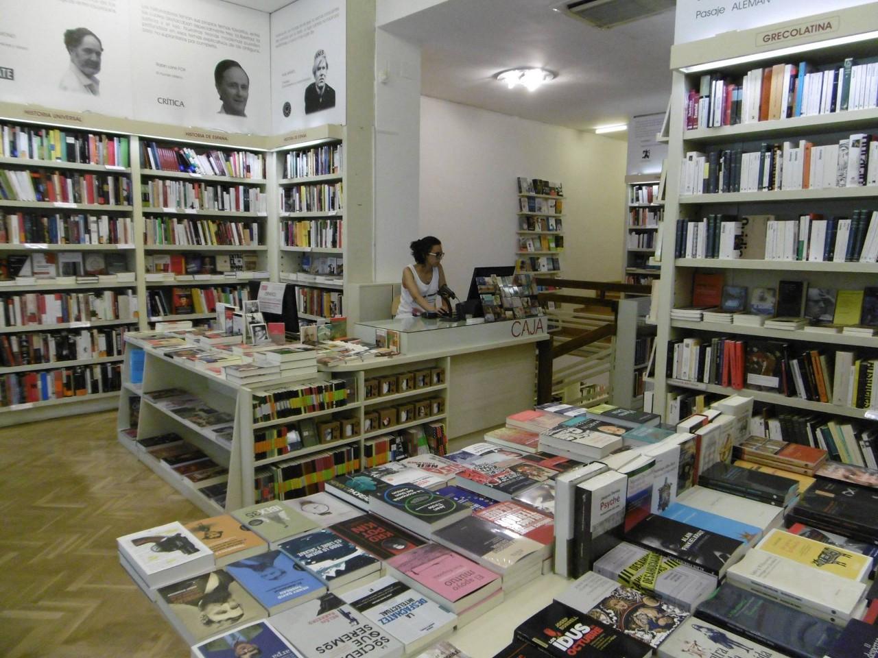 Las mejores librerías en inglés en Madrid