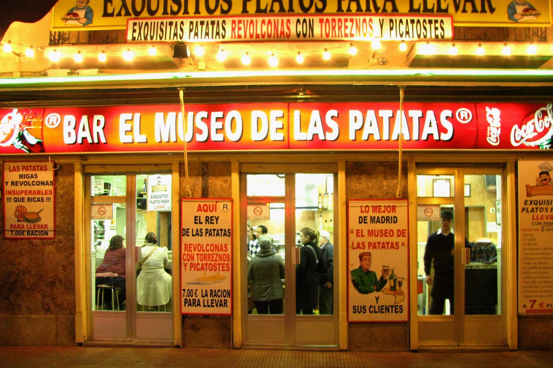 Bar Hermanos Guío - El Museo de las Patatas