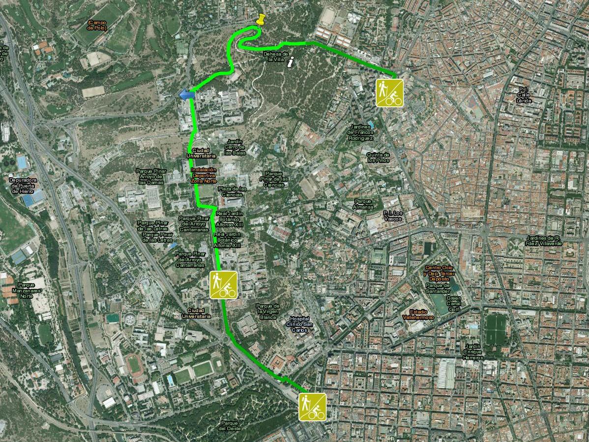 ruta-verde-ciudad-universitaria