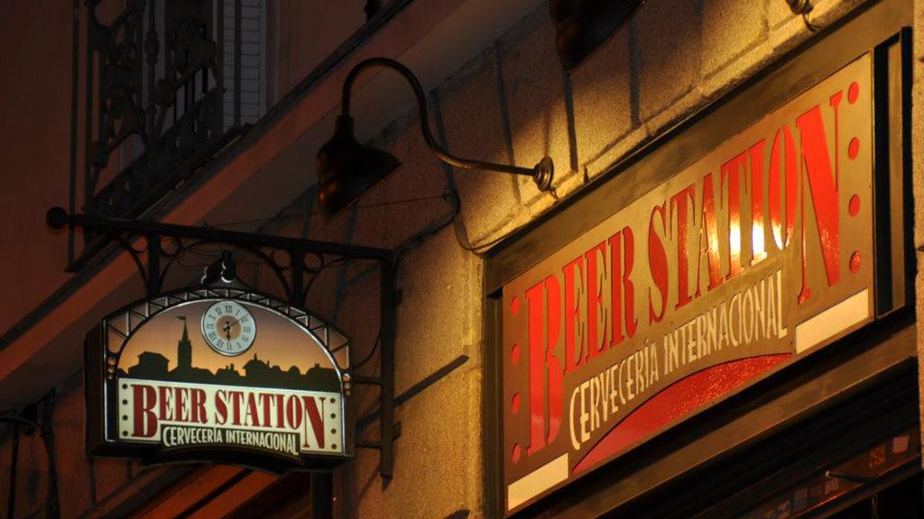 Beer Station: beber, comer y reír en el centro de Madrid