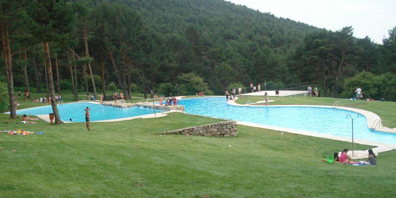 cercedilla piscinas
