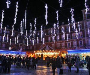 mercado Navidad Plaza Mayor
