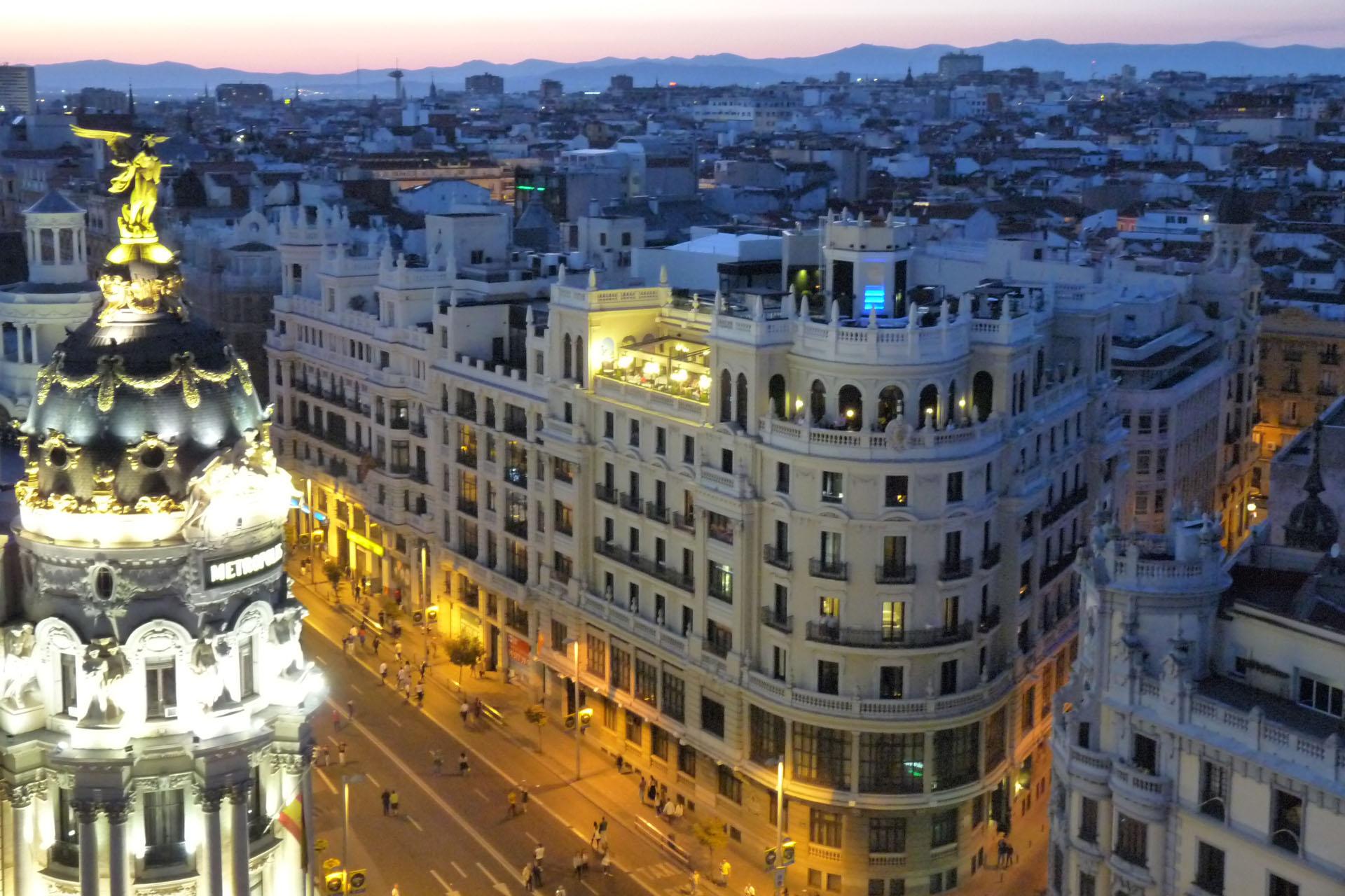 La Azotea Del Círculo De Bellas Artes Madridfree