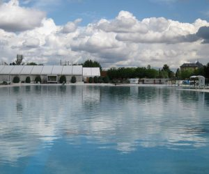 Piscina del Parque Sindical