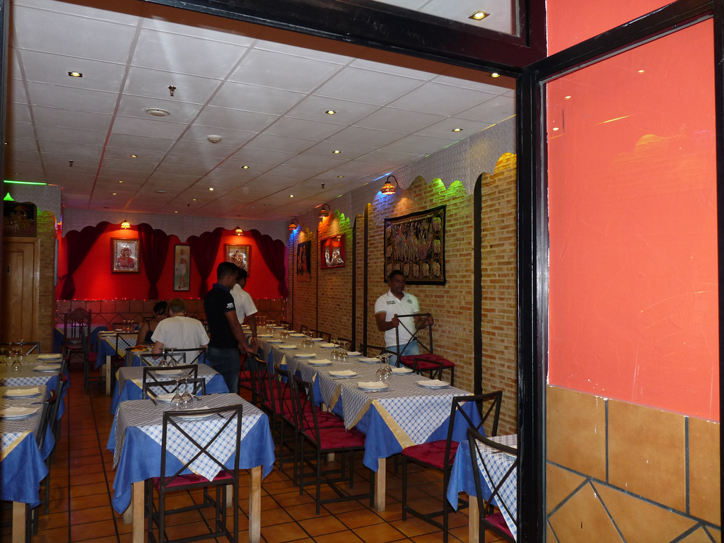 restaurante anarkoli Lavapies