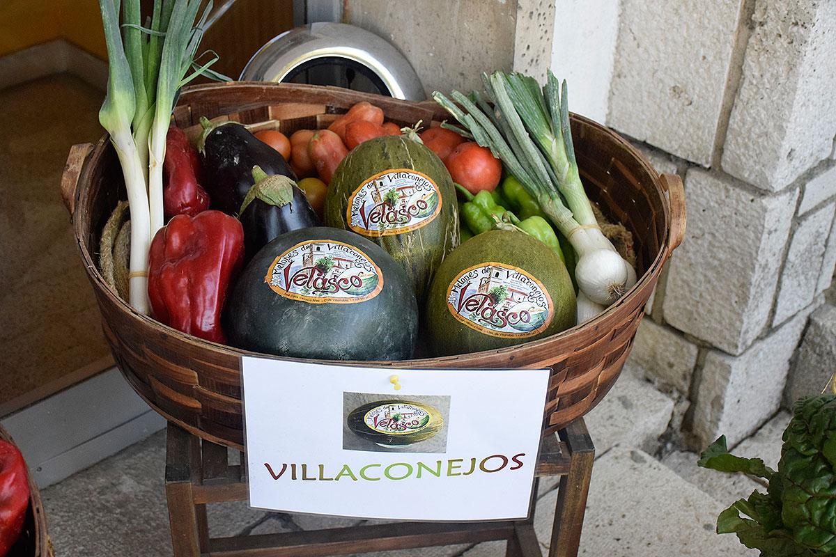 Día de Mercado de la Cámara Agraria de Madrid