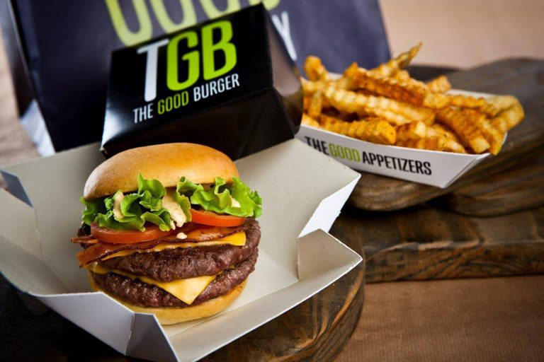 The Good Burger Vitoria