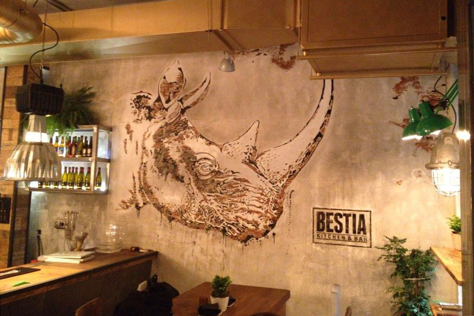 Bestia Kitchen Bar