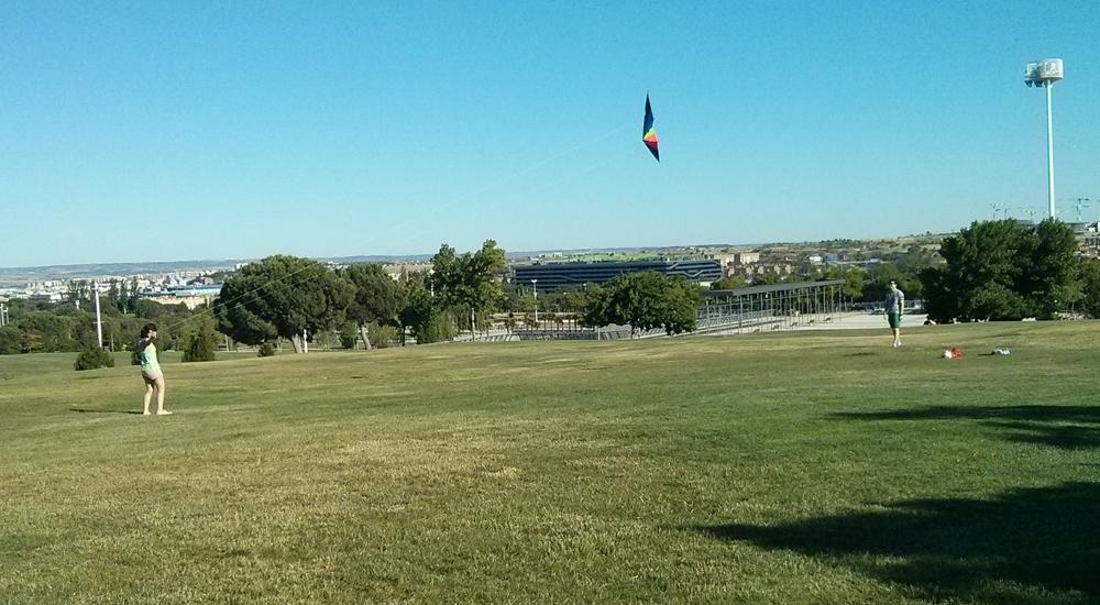 Parque Juan Carlos I