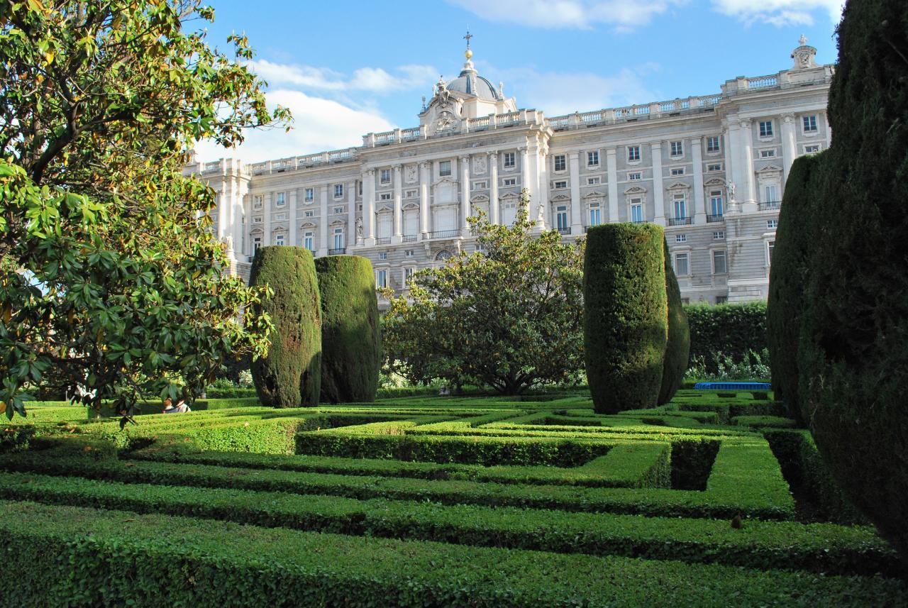 Jardines de Sabatini (2)