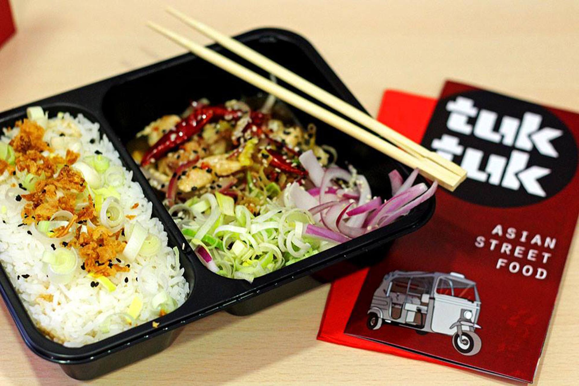 Asian Street Food en Madrid