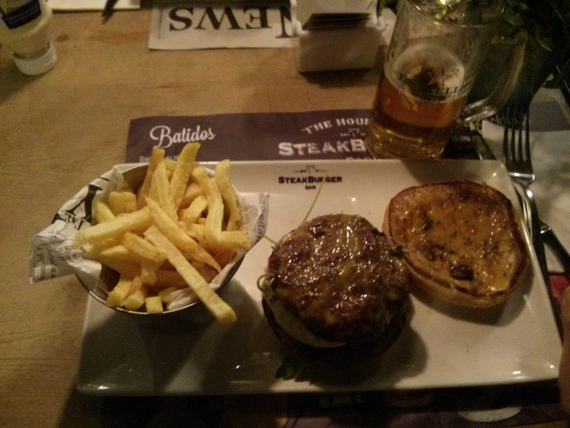 Steak Burger (2)