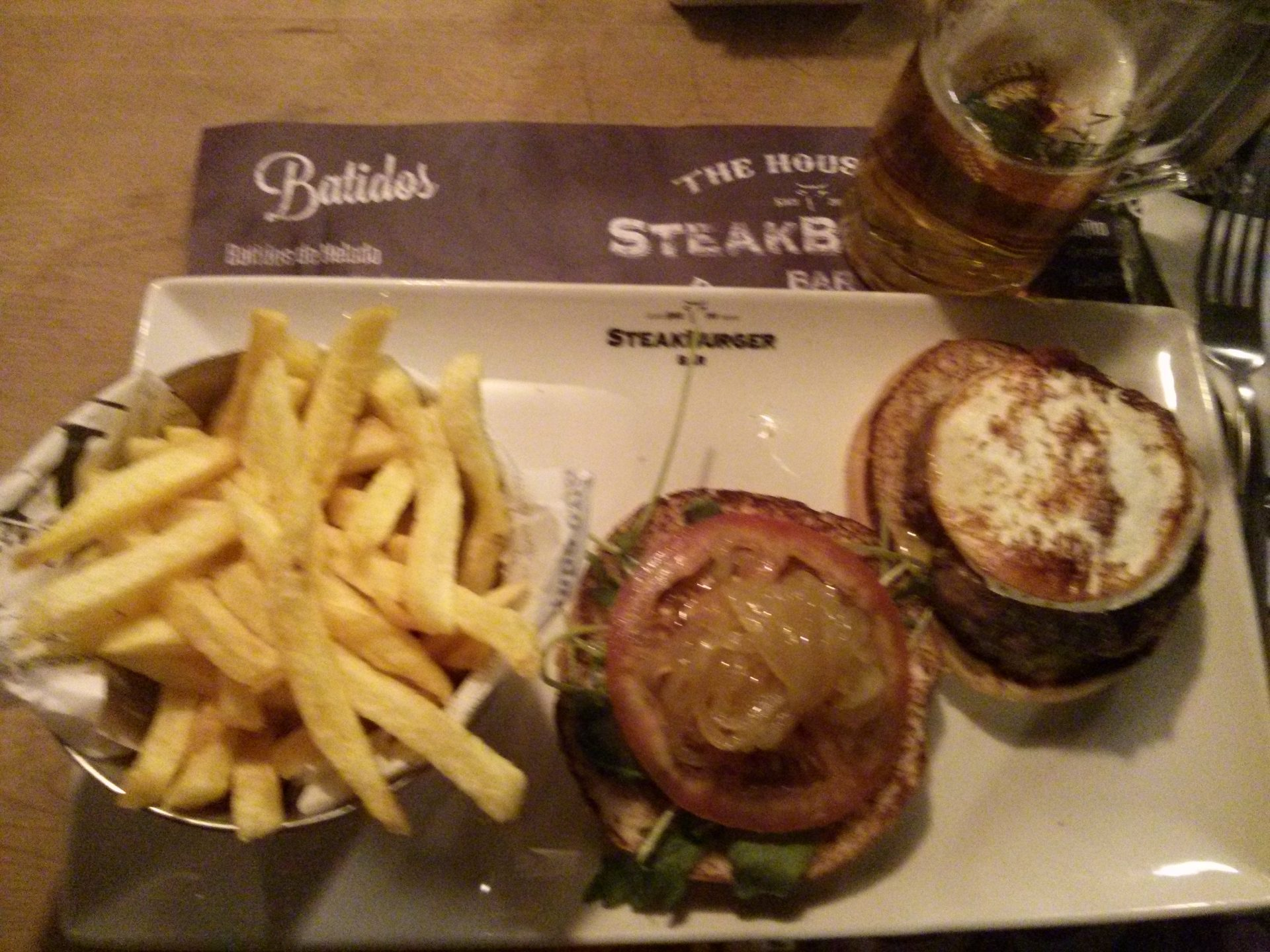 Steak Burger (3)