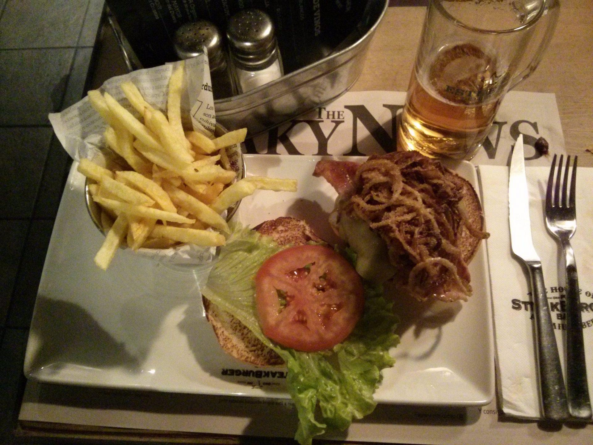 Steak Burger (4)