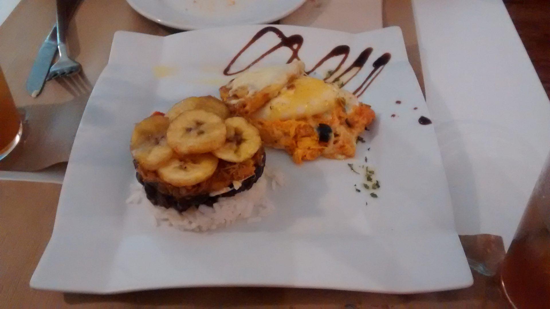 Comida venezolana en Madrid