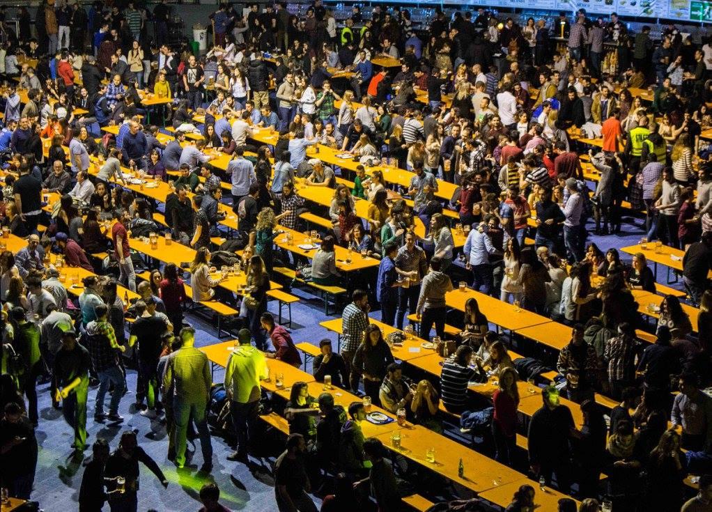 Beerstalegre, vuelve la Feria de la Cerveza al Palacio Vistalegre