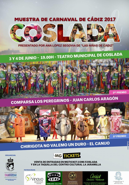 El Carnaval de Cádiz llega a Madrid