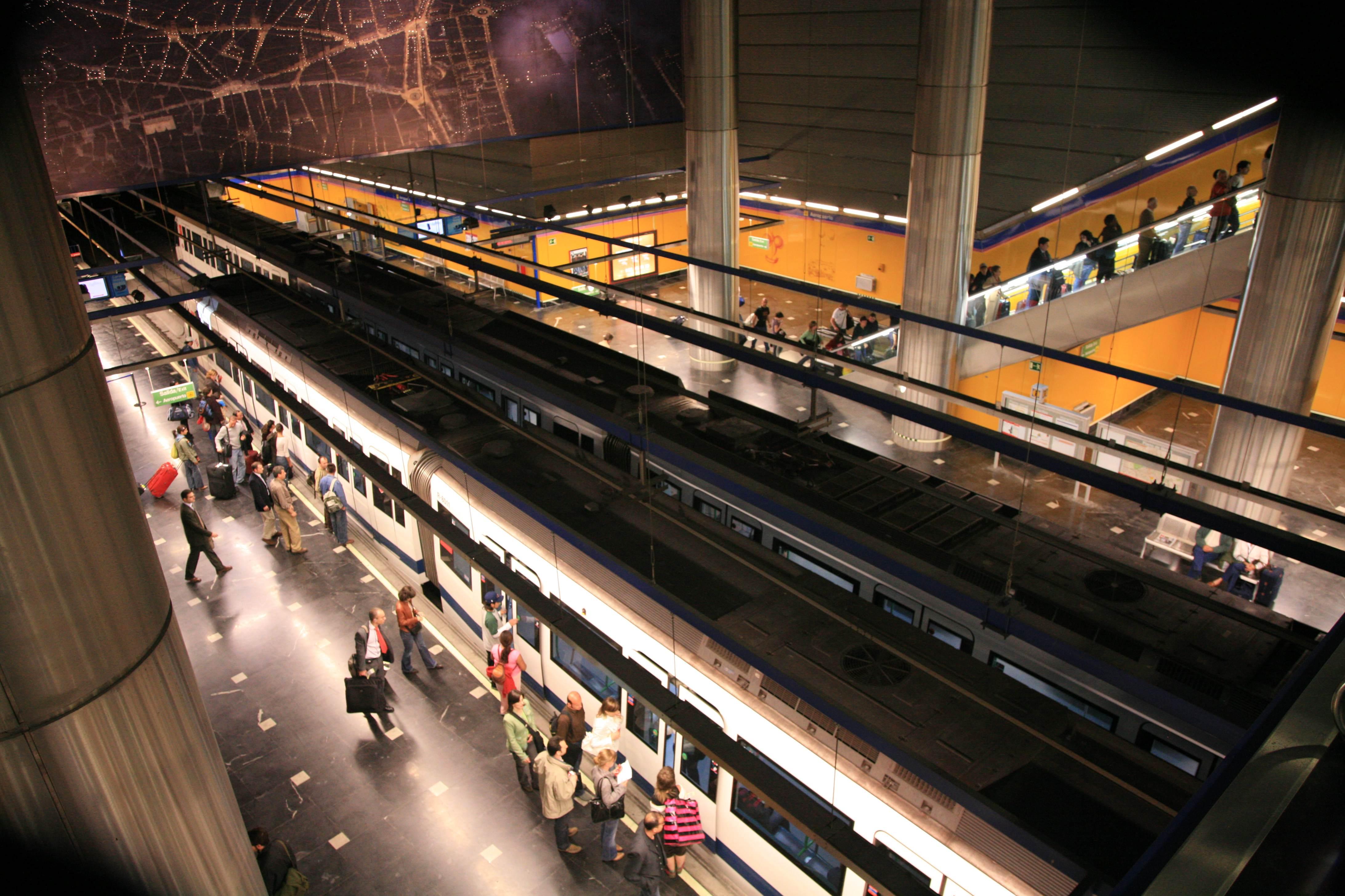 La Línea 8 de Metro reabrirá el 12 de abril