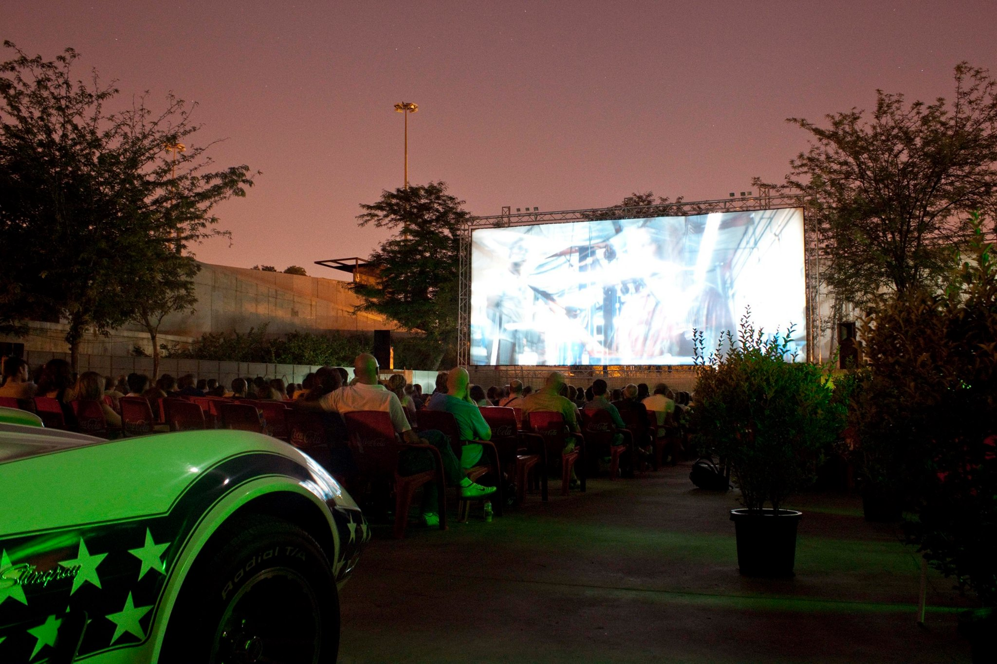 El clásico cine de verano de La Bombilla
