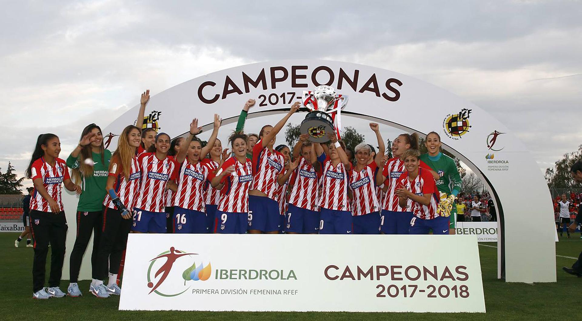 El mejor fútbol femenino de España se juega en Madrid