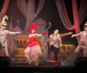 Teatro Infantil en el Reina Victoria