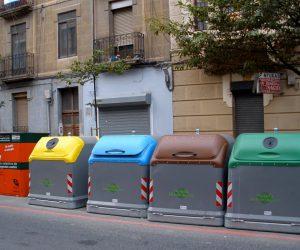 Madrid estrena el contenedor marrón de materia orgánica