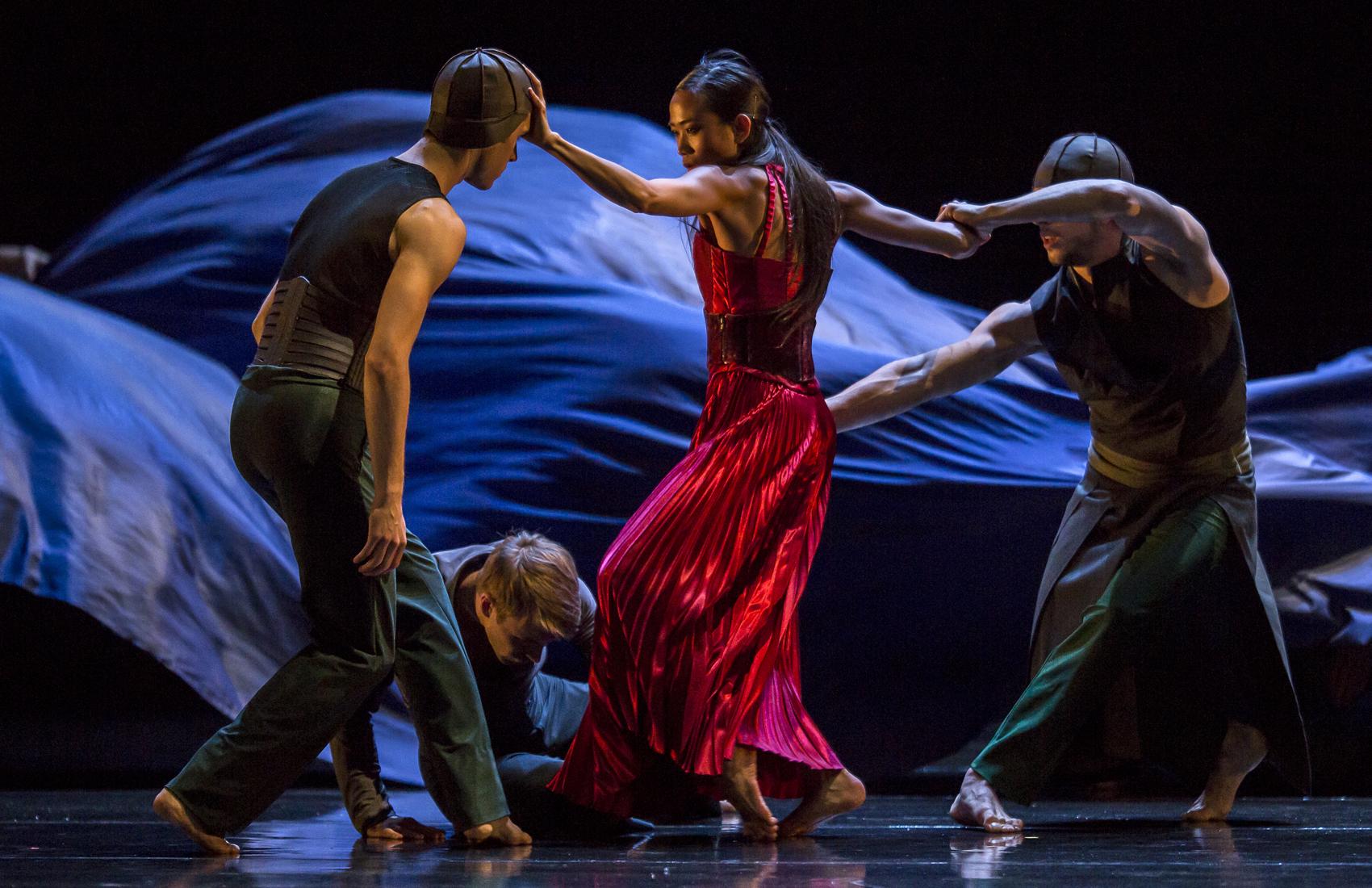 El arte del movimiento con Madrid en Danza