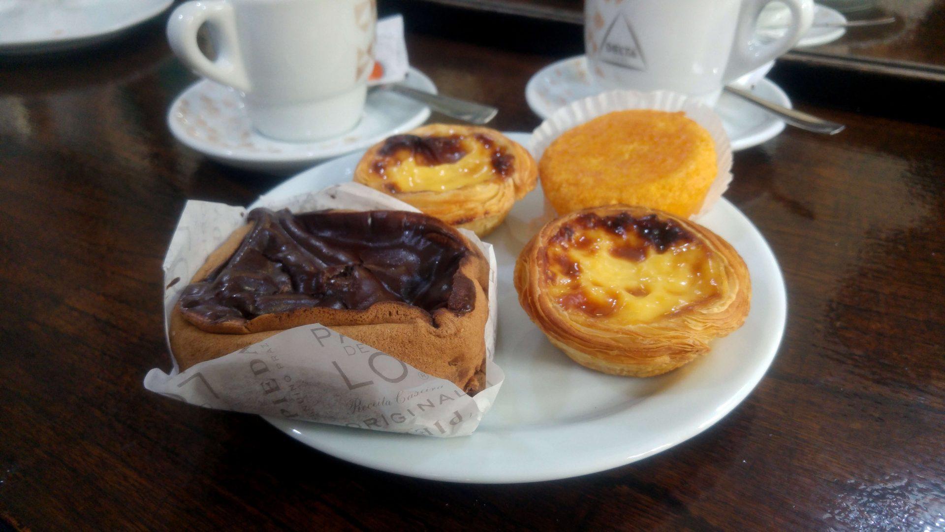 Pastelería Lisboa