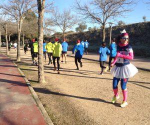 Las San Silvestre y carreras de Navidad en Madrid
