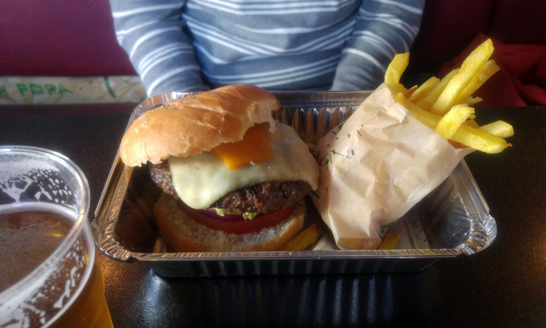 Clandestino Burger Joint