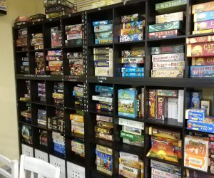 Epic Board Game Café