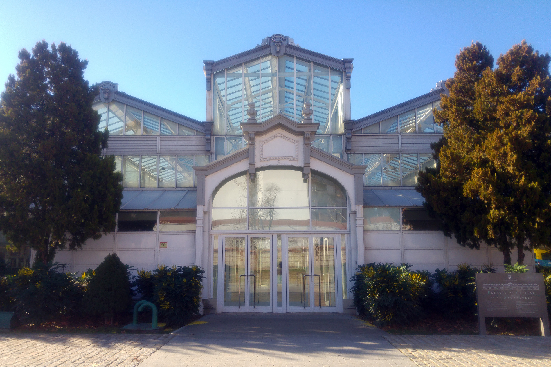 El discreto encanto del Palacio de Cristal de la Arganzuela