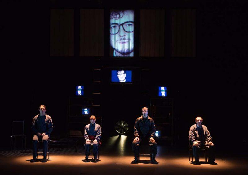 La distopía de 1984 en el Teatro Galileo