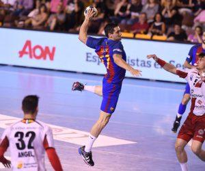 Copa del Rey de Balonmano en el Madrid Arena