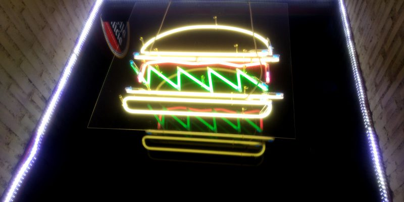 Grill Stop, más hamburguesas en La Latina
