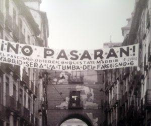 No pasarán. Madrid 1936. 16 días