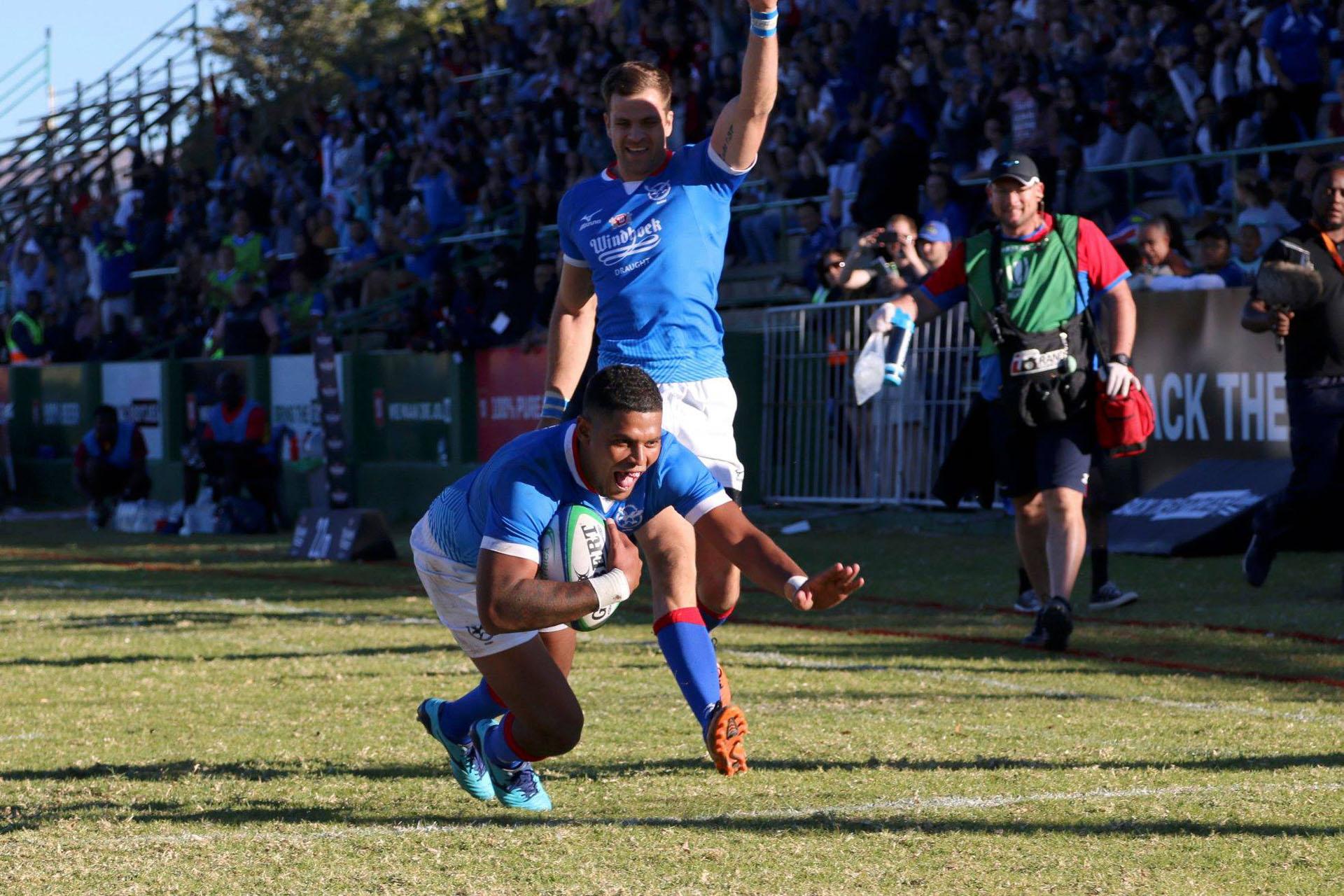 La Selección Española de Rugby se mide a Namibia y Samoa