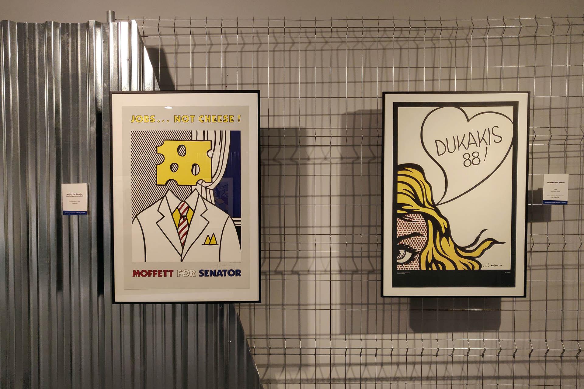Roy Lichtenstein. Posters