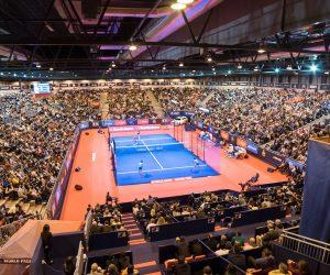 Las finales del World Padel Tour se juegan en el Madrid Arena