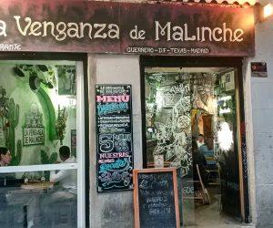 Venganza Malinche
