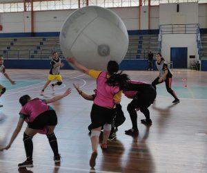 Jugar al KIN-BALL en Madrid