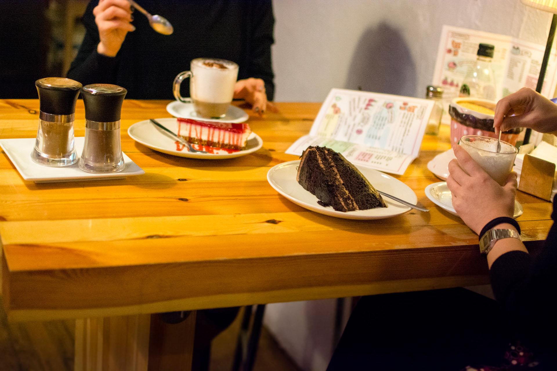 El paraíso de las tartas caseras de La Cocina de mi Vecina