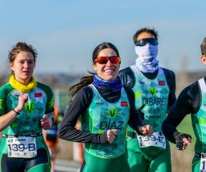 Triatlón en Madrid para todos con el Club Triatlón Aguaverde