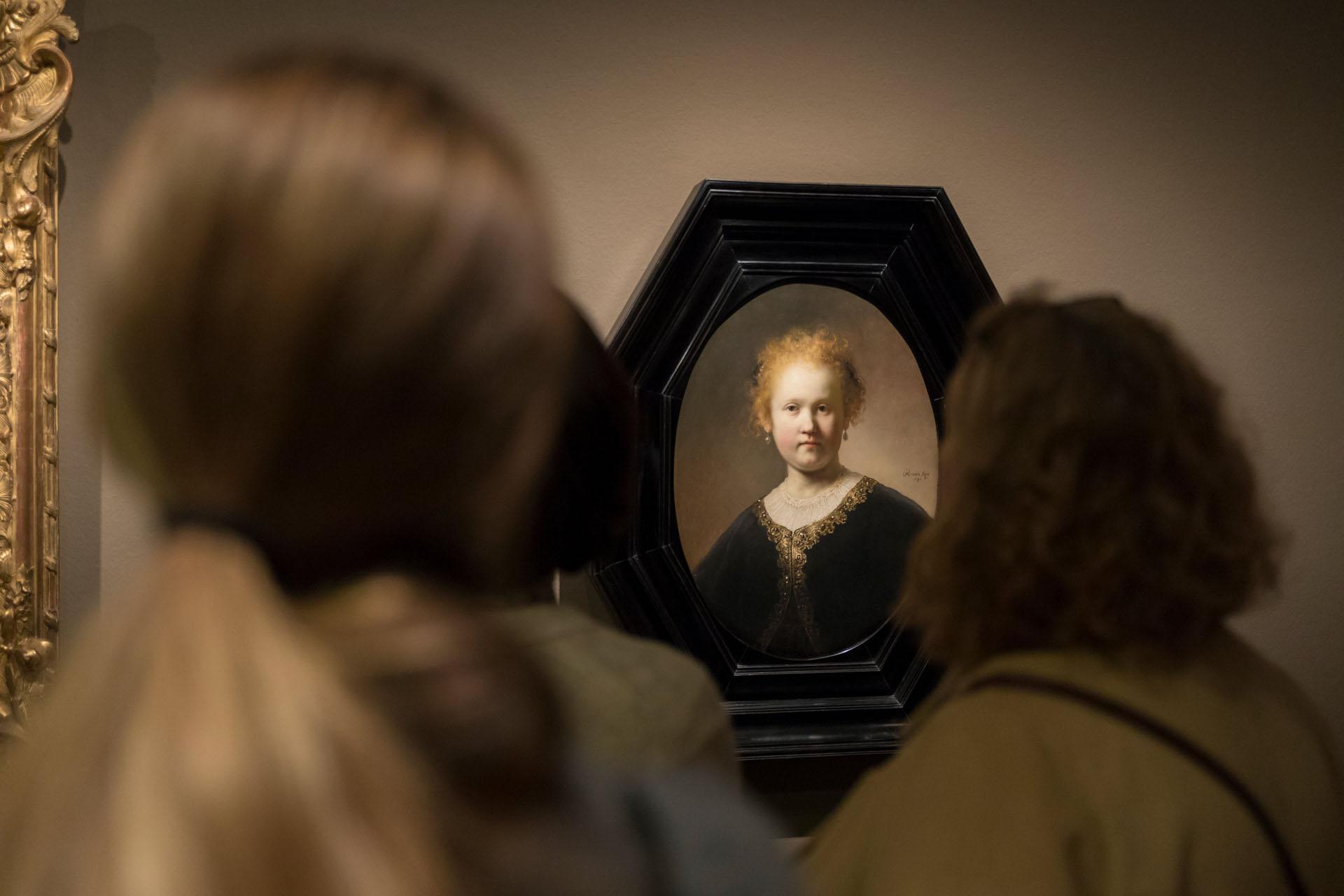 Rembrandt en el Museo Thyssen