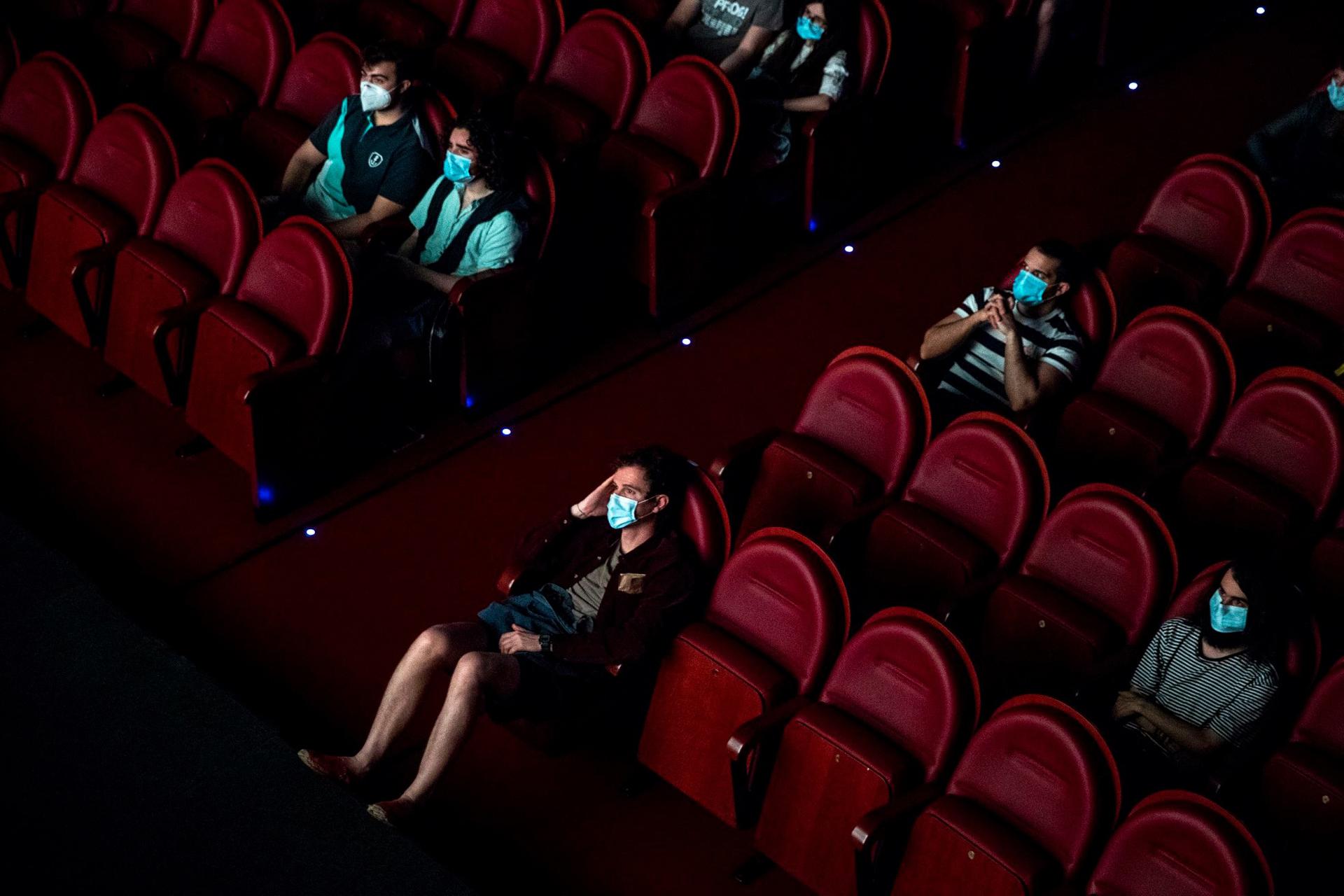 agosto en el Cine Doré