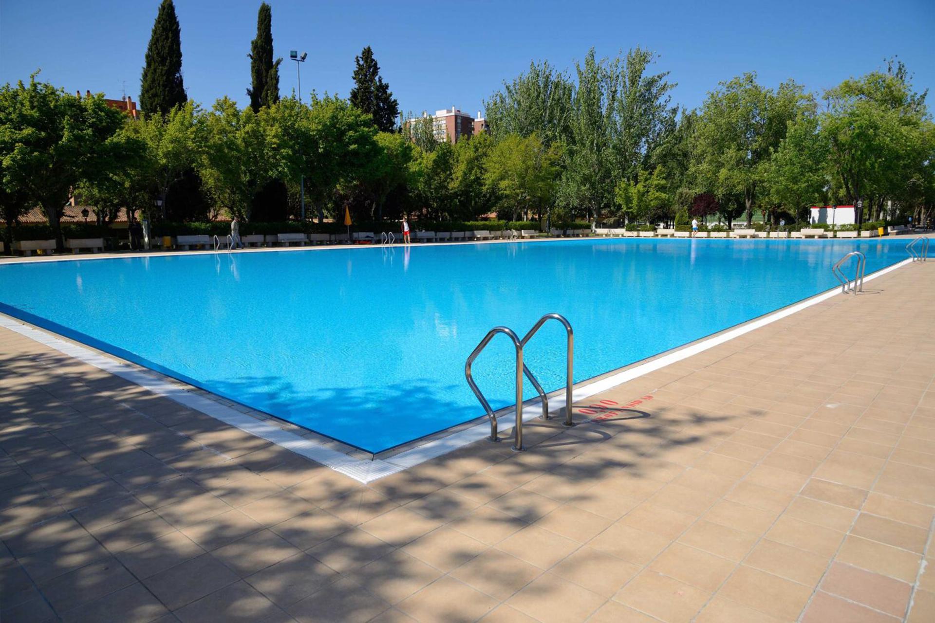 Piscinas de verano de Madrid
