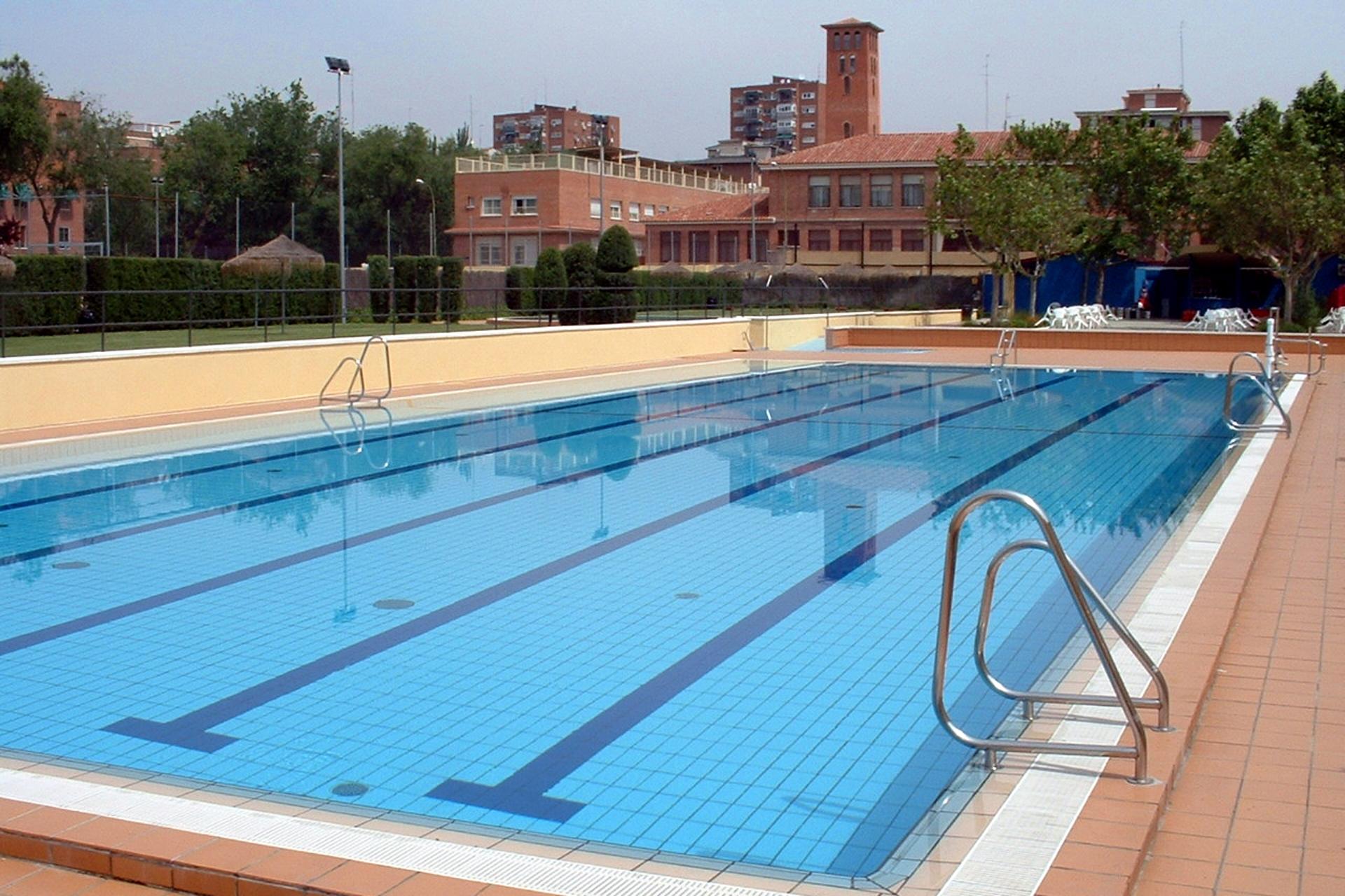 piscinas de verano de la Comunidad