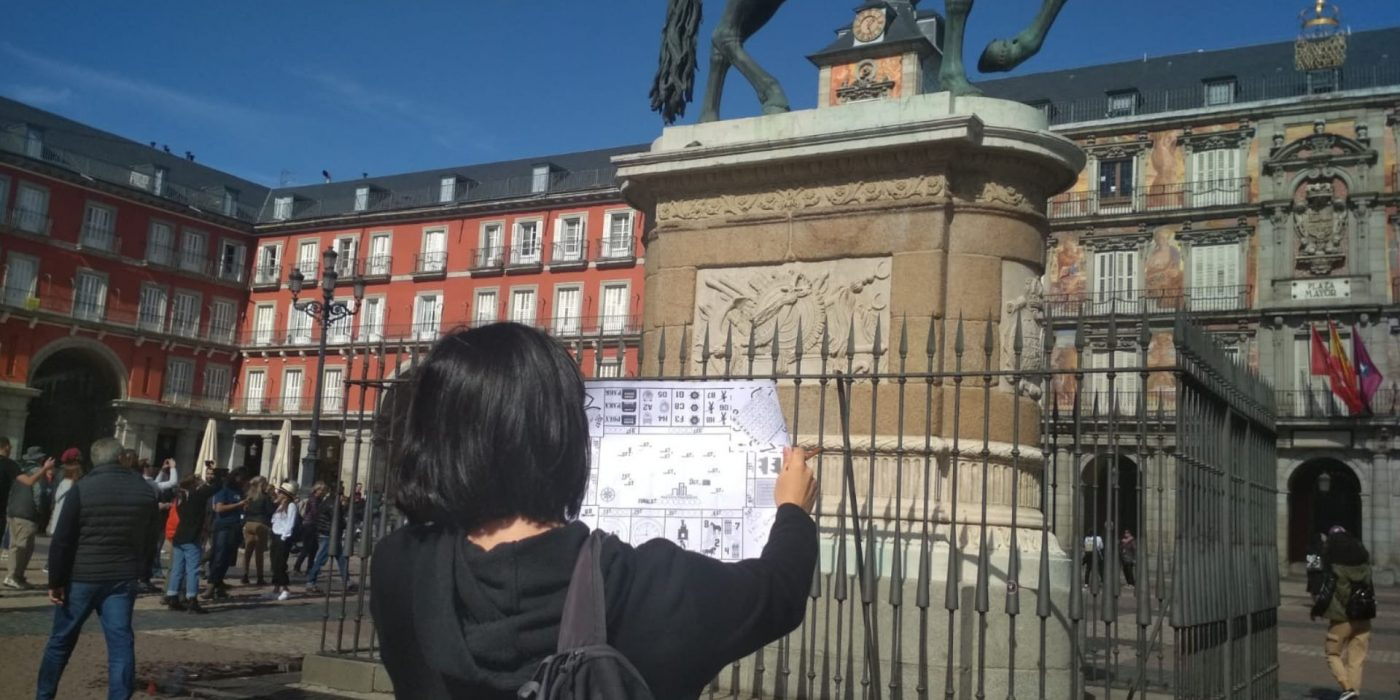 Street Escape Madrid Parapoly