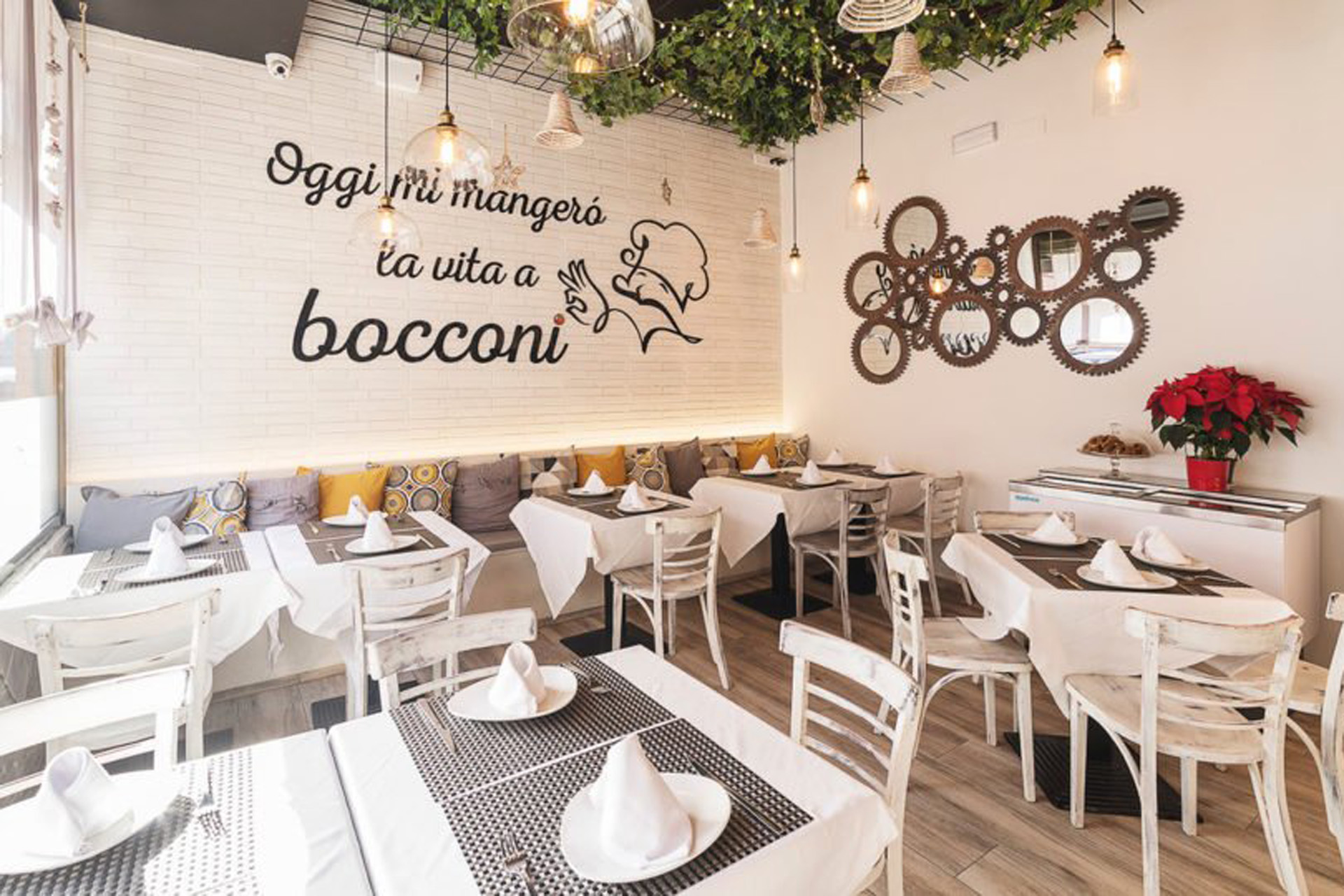 Pasta en Madrid